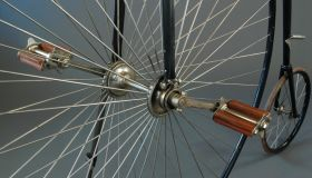 "High wheel 48"" – probably France"