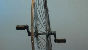 High wheel – probably Switzerland
