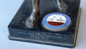 Award the Czech Touring Club Prag VII