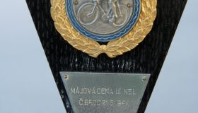 2 prizes from  a cycling czech races