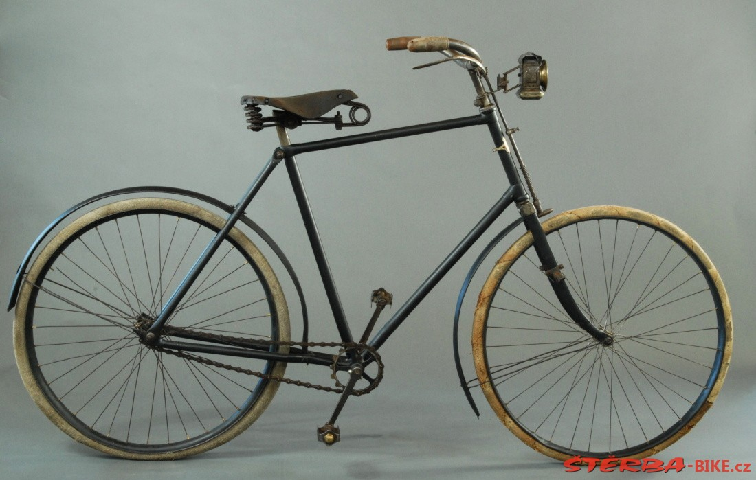 Pneumatic men's safety bicycle - Bicycles / Archive - Sold ...