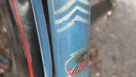 Worker's touring bicycle, Velamos - Stadion