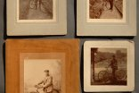 Set of 4 photographs