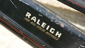 Raleigh lady's bicycle