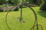 High Wheel Singer & Co., 54-inch bicycle