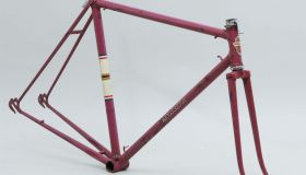 Mercier race frame