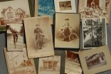 Set of 12 photographs