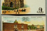 "Set of ""Gruss aus berlin"" postcards"
