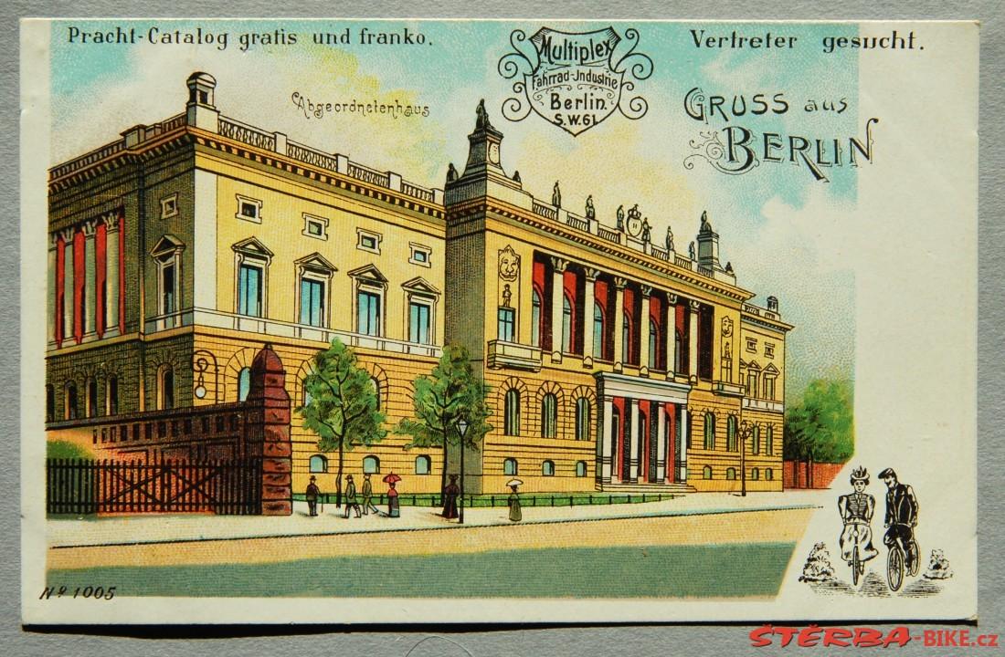 Gruß Aus Berlin