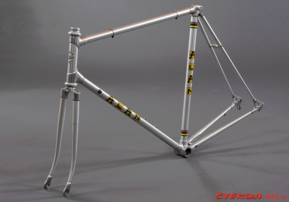 Lugged Steel Bicycle Frames
