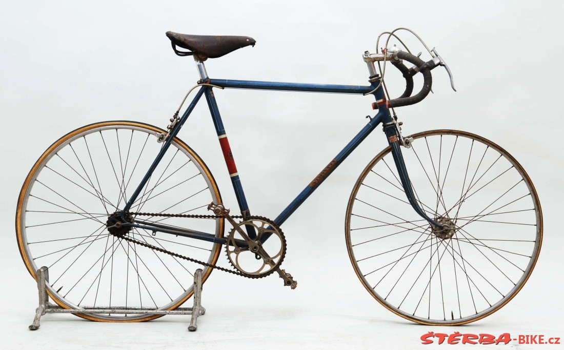 Bailleux Racing Bike Late 1930s Sports And Racing