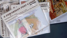 Set of postcards - reprints