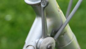 Gnome Rhone ladies bike  1940