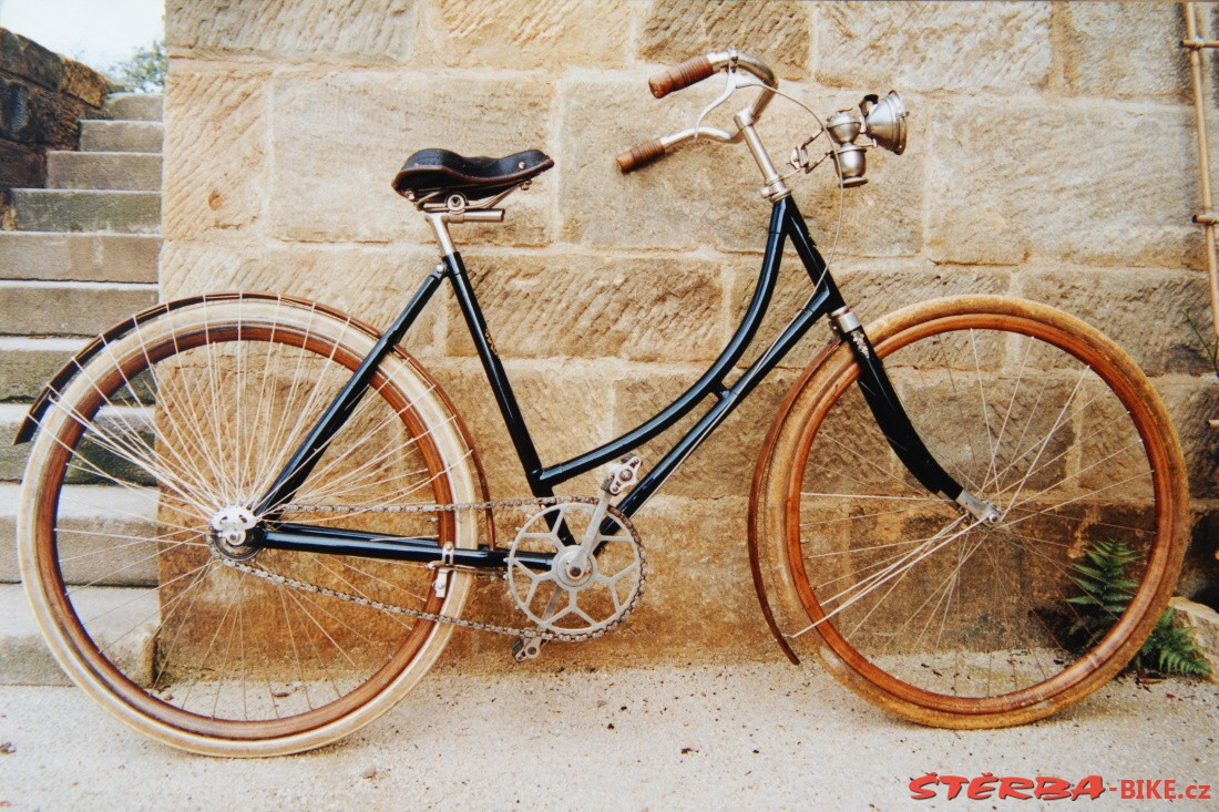Lady's touring bicycle 1910/20 - Bicycles / Archive - Sold ...