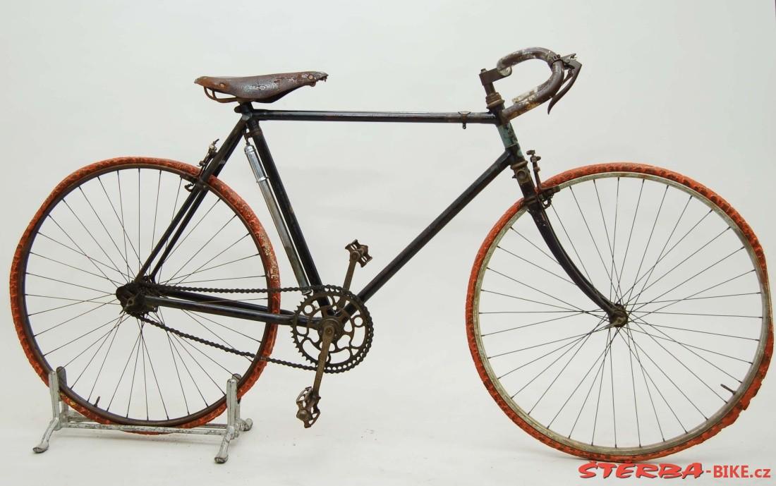 Automoto Professional Racing Bike 1920s Sports And