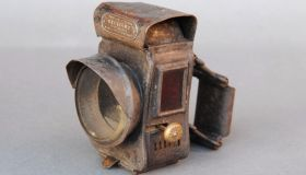 Safety lamp - H. Miller & Co