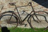 Men's safety bicycle, unknown manufacturer - probably England
