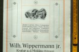 Wippermann - Velo catalogue 1913
