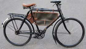 Swiss military bicycle 1942