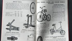 2x Velo catalogue with accessories