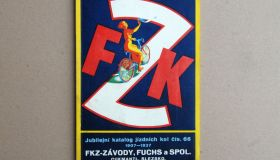 "Catalogue ""FKZ"" 1907-1937"