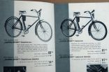 3 x catalogues 1936 - 38