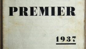 "Catalogue ""Premier"" - 1937"