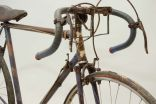 Pelissier racing bike, mid 30s