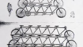 Multicycles for 4 drivers 1898/9