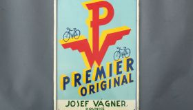 """Premier""  wall sign 1"