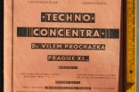 """Techno - Concentra"" set, catalogues & prom. Materials"