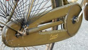 Lady's touring bicycle TERROT - Francie