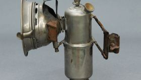 Carbide lamp I.C.C.A.