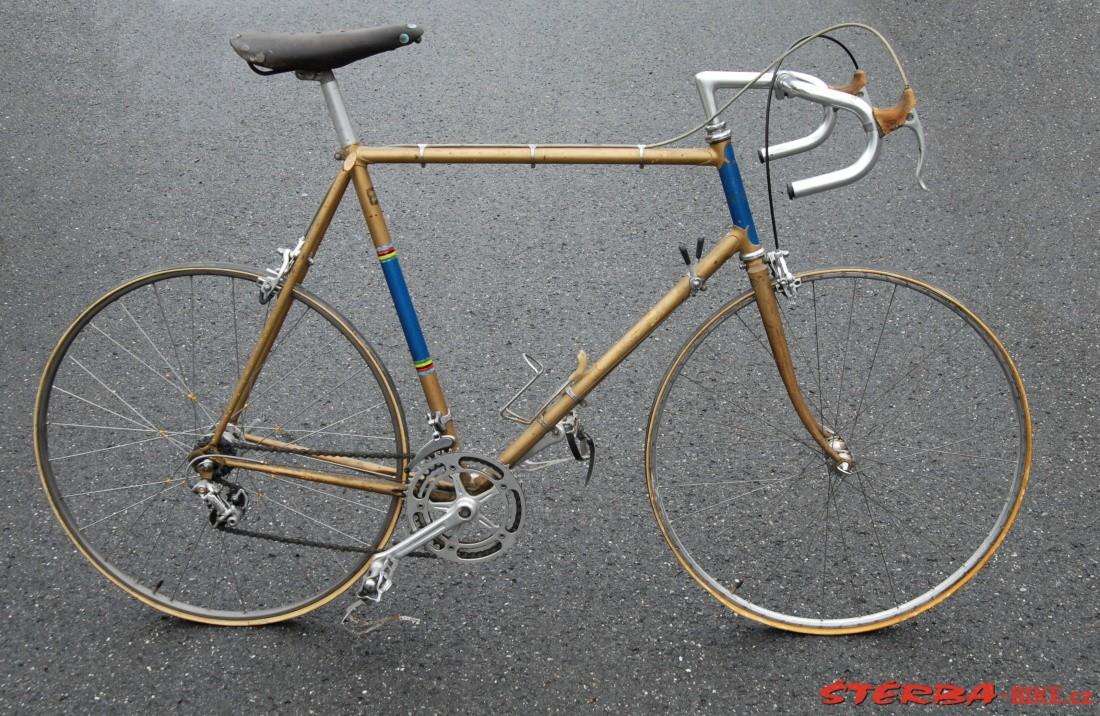 Racing bike 1970s