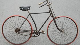 Saidel & Naumann Safety Bicycle – c1890