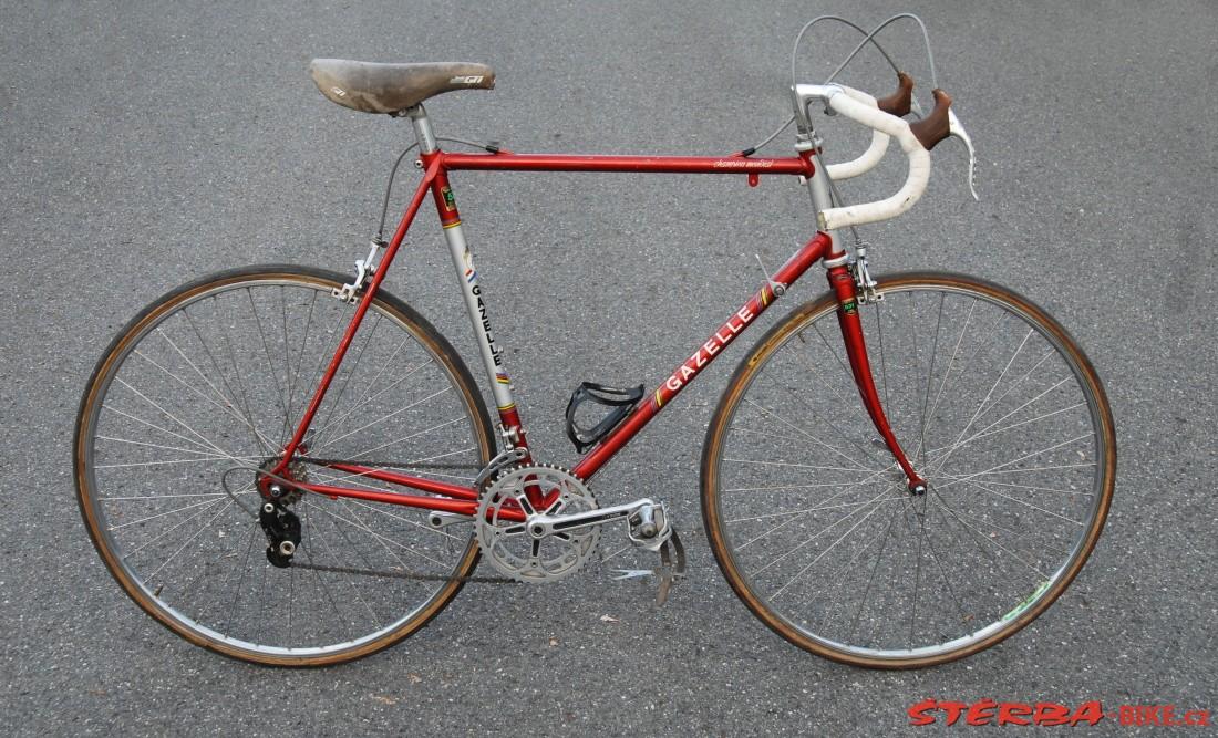 Gazelle racing bike 1970s
