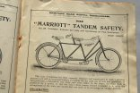Marriott Cycle Co.catalogue - 1895