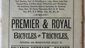 Tricycle Premier, England c.1882 - 84