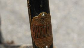 Thomann, 1920s French racing bike