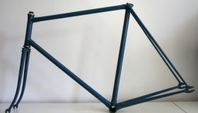 Favorit track frame 1954