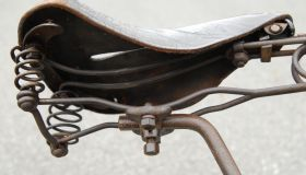 Peugeot x frame safety, c.1889/90