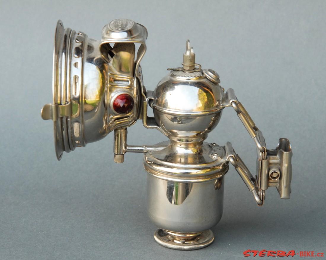 Carbide Lamp Herm Riemann Lamps Archive Sold