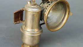 Carbide lamp MARYLAND
