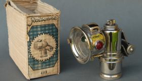 Carbide lamp EVERLITE with box