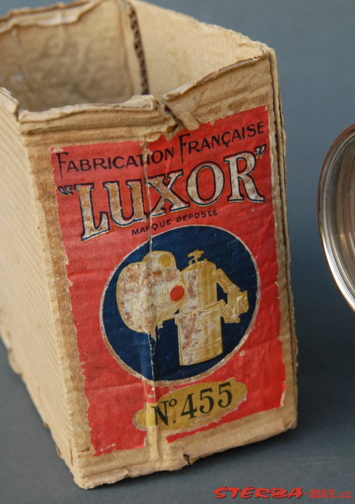 Carbide Lamp Luxor With Box Lamps Archive Sold
