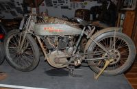 61. US Motorcycle museum