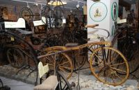 96. The Bicycle Museum in Retz, Rakousko