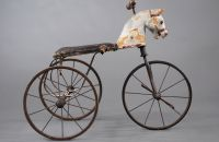 Children tricycle - England, circa 1920