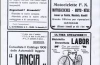 Labor Lefty, mod. Tour de France, France - after a year 1910