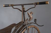 Boneshaker, Manufacturer unknown, France – around 1870
